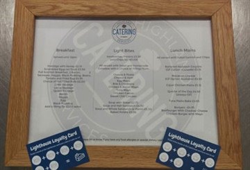 Introducing Our New Loyalty Cards!